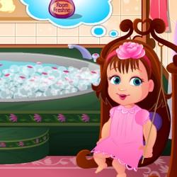Baby Bathing Games